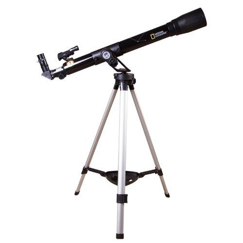 Телескоп BRESSER National Geographic 60/800 AZ черный/серебристый
