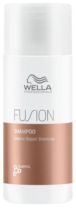 Wella Professionals шампунь Fusion интенсивный восстанавливающий