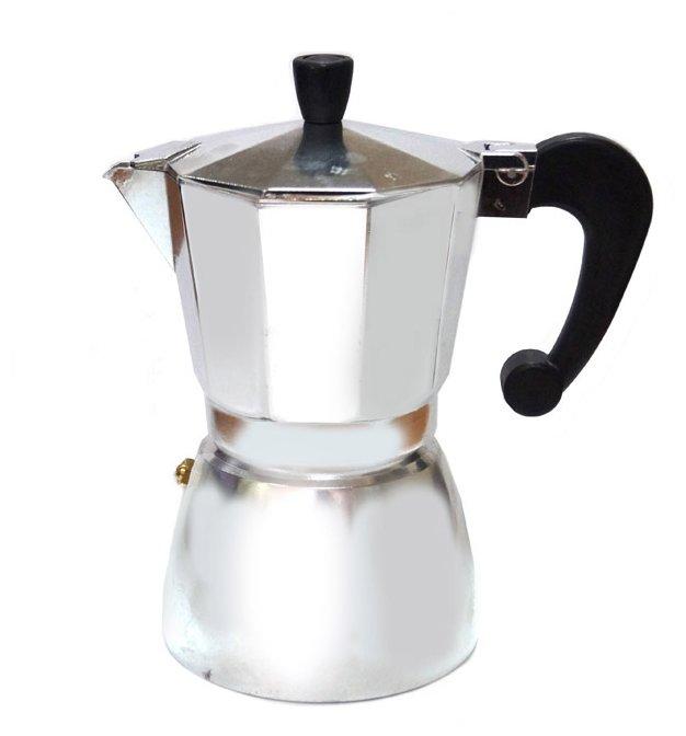 Gutenberg Гейзерная кофеварка (9 чашек)