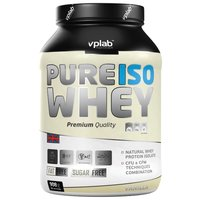 Протеин VP Laboratory Pure Iso Whey (908 г) ваниль