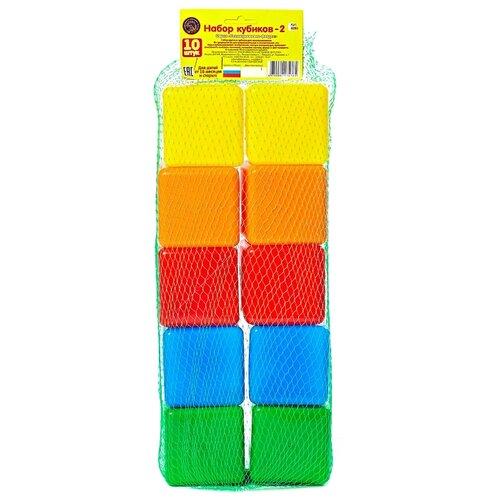 Купить Кубики Строим вместе счастливое детство Набор-2 5253, Детские кубики