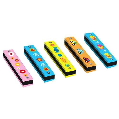 Купить BONDIBON губная гармошка Юный Музыкант ВВ1097, Детские музыкальные инструменты