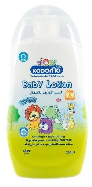 Lion Kodomo Присыпка детская жидкая 200 мл