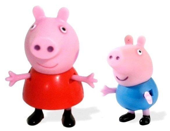 Peppa Pig 28813 Пеппа и Джорж
