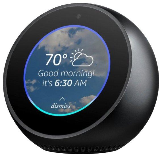 Домашний помощник Amazon Echo Spot