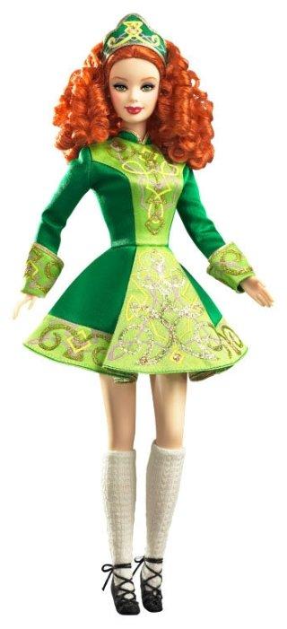 Кукла Barbie Ирландский Танец, K7920