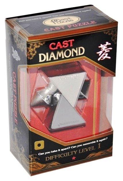 Головоломка Cast Puzzle Diamond (473737)