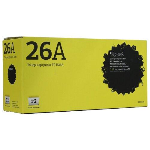 Фото - Картридж T2 TC-H26A, совместимый картридж t2 tc k895m совместимый
