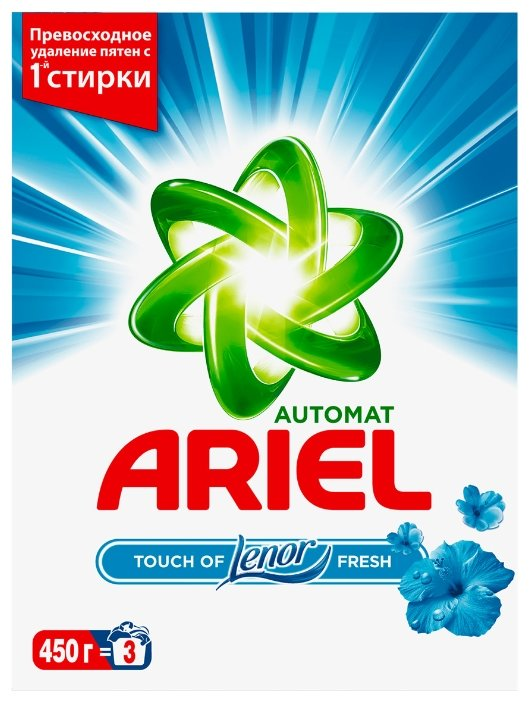 Стиральный порошок Ariel Touch of Lenor Fresh (автомат)
