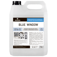 Жидкость Pro-Brite Blue Window 014-5 для стёкол 5000 мл