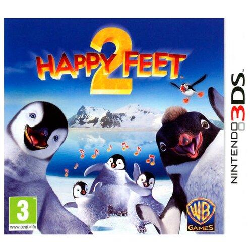 Игра для Nintendo 3DS Happy Feet 2 английский язык