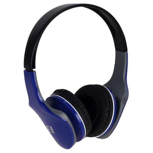 Наушники Eltronic Premium 4444 Shark синийНаушники и Bluetooth-гарнитуры<br>
