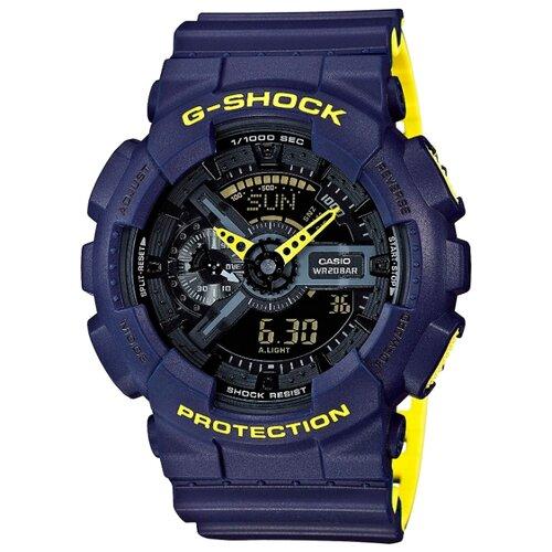 Наручные часы CASIO GA-110LN-2A casio casio ga 700 2a