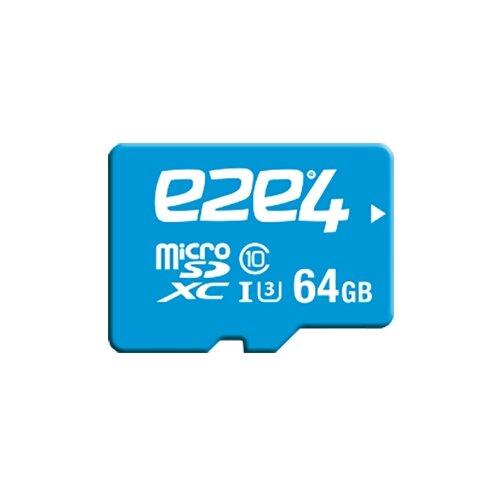 Фото - Карта памяти e2e4 Ultimate microSDXC Class 10 UHS-I U3 90 MB/s 64 GB, чтение: 90 MB/s, запись: 80 MB/s карта памяти sony qdg 64 gb чтение 400 mb s запись 350 mb s