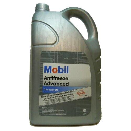 Антифриз MOBIL Antifreeze Advanced 5 л антифриз mobil antifreeze extra 208 л