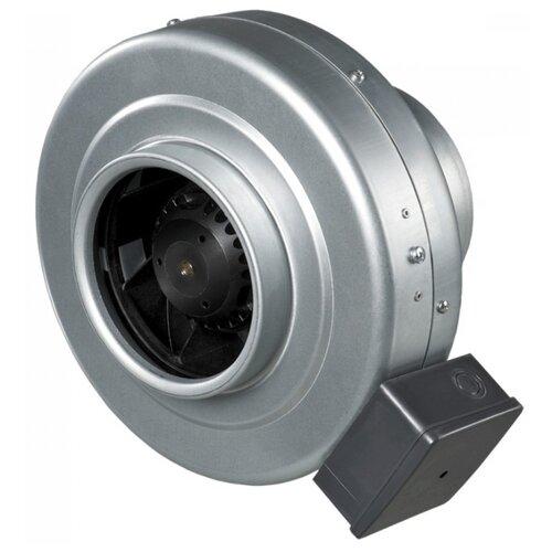 Канальный вентилятор VENTS 125 ВКМц серебристый