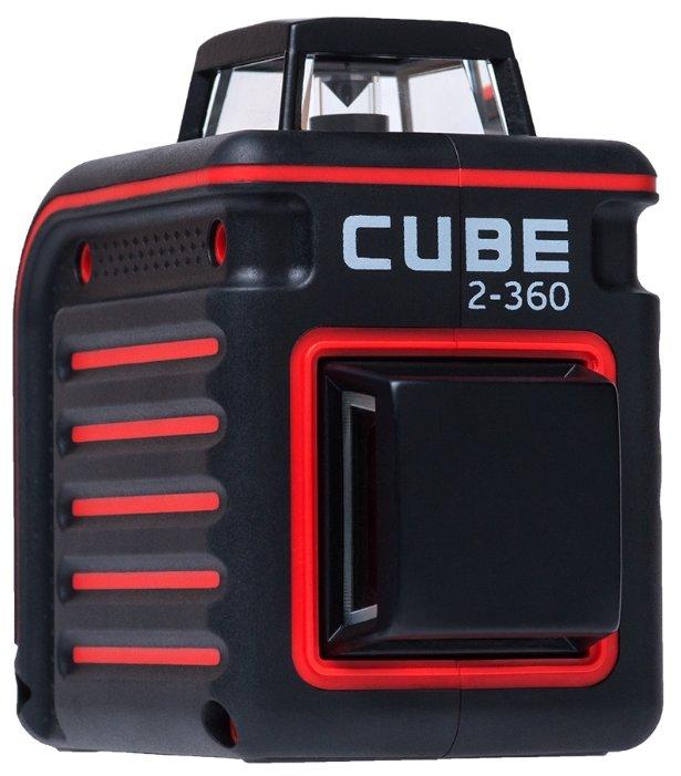 Лазерный уровень ADA instruments CUBE 2-360 Basic Edition (А00447)