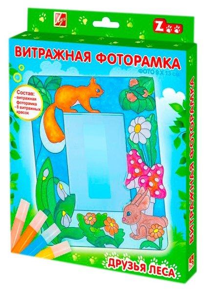 Набор для творчества Луч Друзья леса 26С1592-08 8 цв.