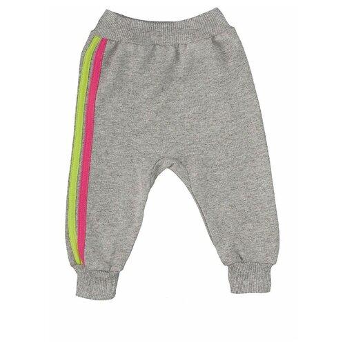 Брюки lucky child размер 20, серыйБрюки и шорты<br>