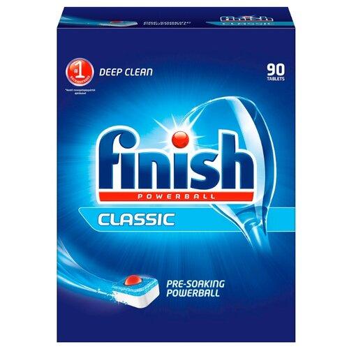 Finish Classic таблетки для посудомоечной машины 90 шт.