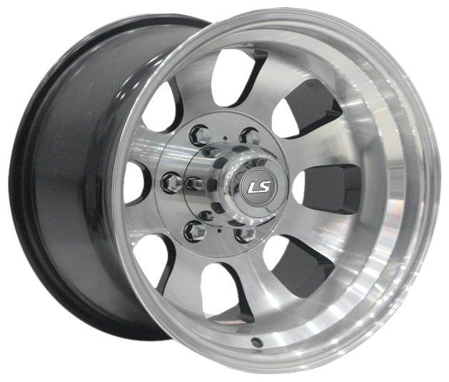 Колесный диск LS Wheels LS889 10x15/6x139.7 D106.2 ET-45 MBLP