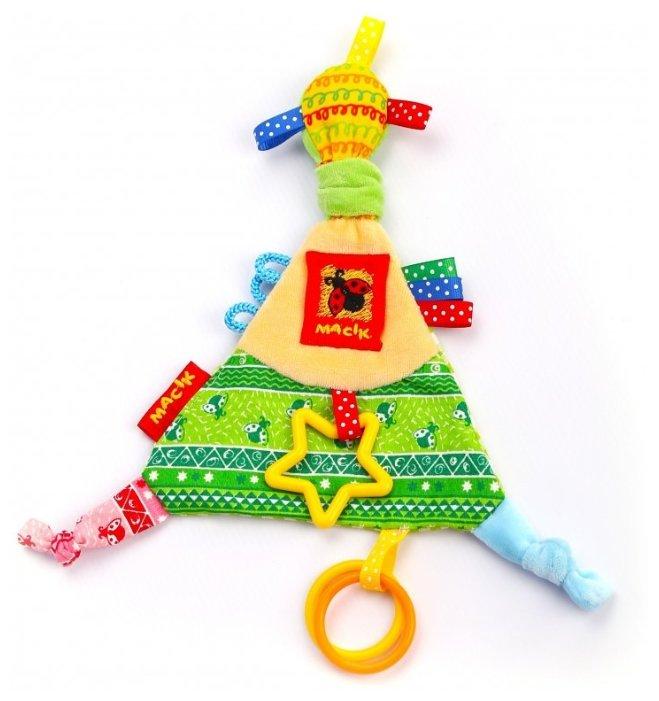 Подвесная игрушка Macik Треугольник с колечками (MK1601-03)