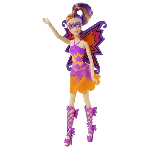 Купить Кукла Barbie Супергерой, 29 см, CDY66, Куклы и пупсы