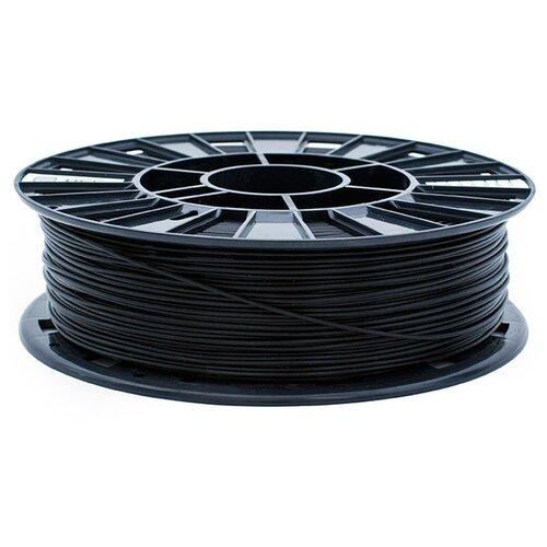 PLA пруток REC 1.75 мм черный 0.75 кг