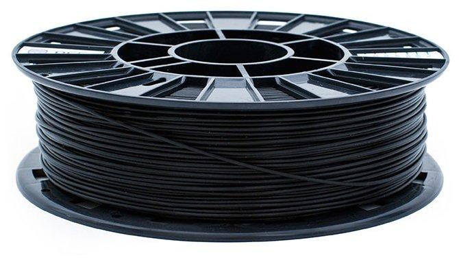 PLA пластик REC 1.75мм чёрный