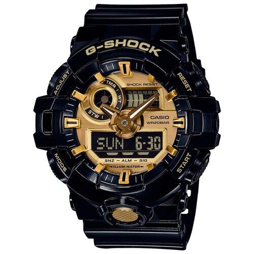 Наручные часы CASIO GA-710GB-1A casio casio ga 110ln 1a