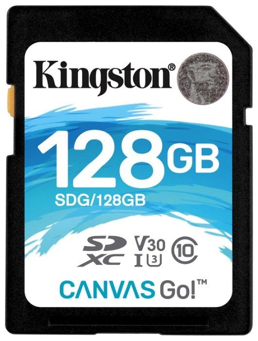 Карта памяти Kingston SDG/128GB