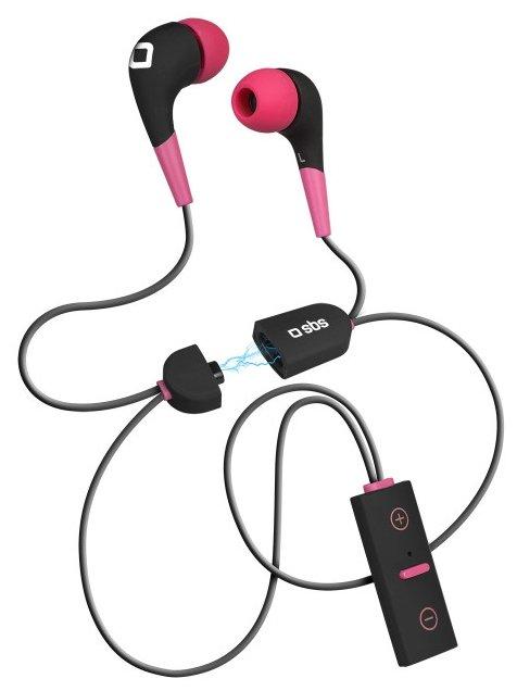 Наушники SBS Necklace In-Ear Magnetic