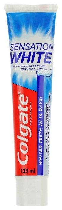 Зубная паста Colgate Sensation White