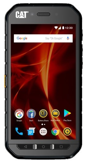 Смартфон Cat S41 Black (MSM8909 2300MHz/ Android 7.0 (Nougat)/ 5.0