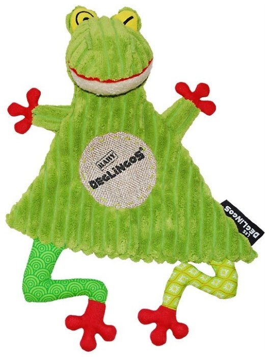 Мягкая игрушка Deglingos Лягушонок Croakos baby 23 см