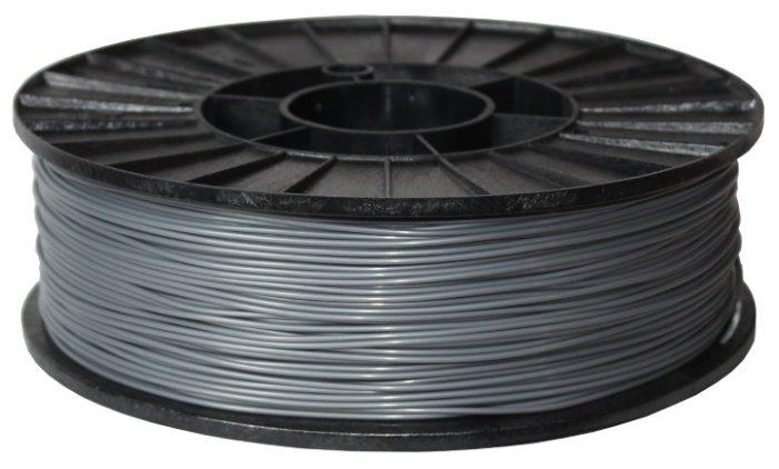ABS+ пруток СТРИМПЛАСТ 1.75 мм серебристо-серый