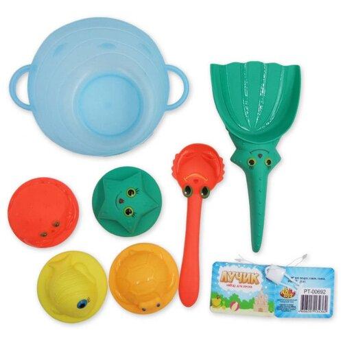 Купить Набор ABtoys PT-00692, разноцветный, Наборы в песочницу
