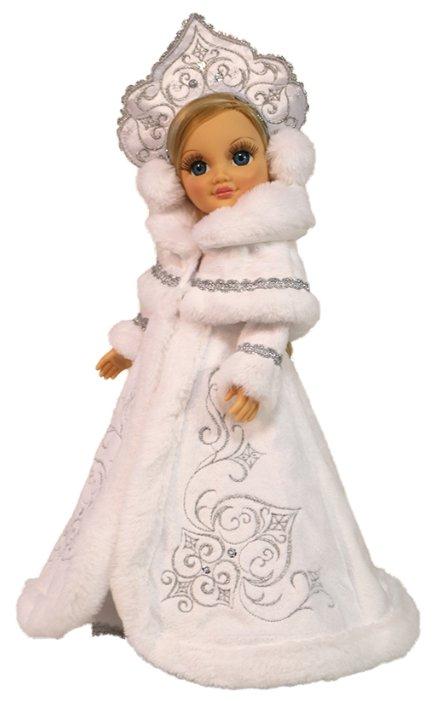 Интерактивная кукла Весна Анастасия Снегурочка, 42 см, В1929/о, в ассортименте