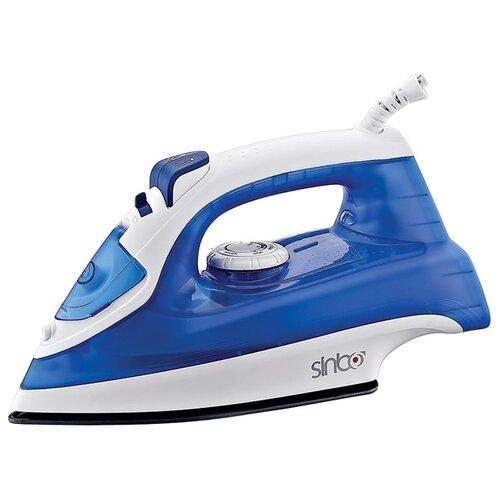 Утюг Sinbo SSI-6616 синий/белый