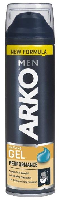 Гель для бритья Performance Arko