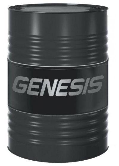 Моторное масло ЛУКОЙЛ Genesis Armortech 5W-40 60 л