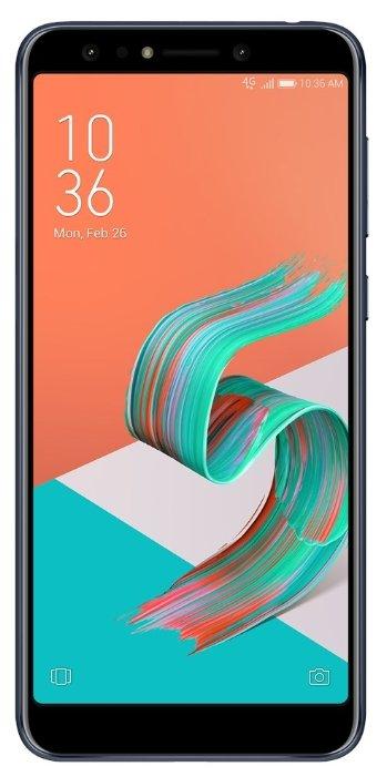 Смартфон ASUS ZenFone 5 Lite ZC600KL 4/64GB midnight black