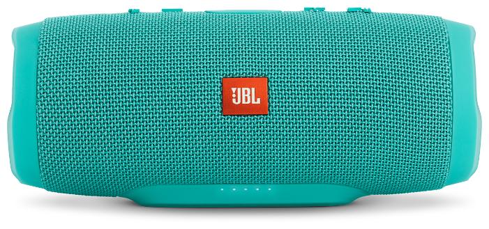 Портативная акустика JBL Charge 3 teal