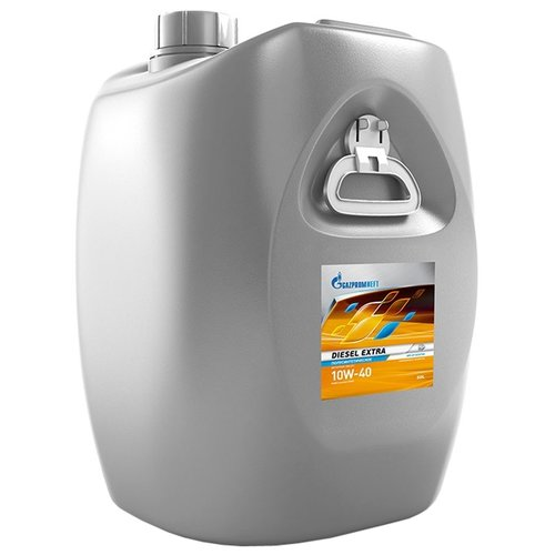 Моторное масло Газпромнефть Diesel Extra 10W-40 50 л