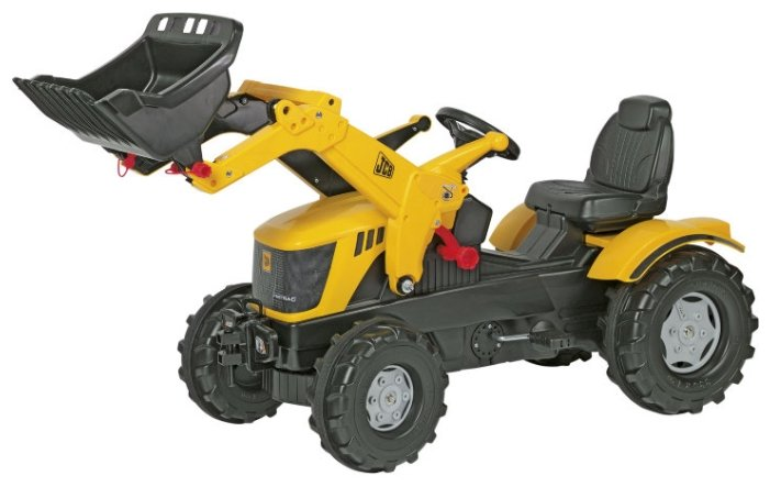 Веломобиль Rolly Toys Farmtrac JCB 8250 (611003)