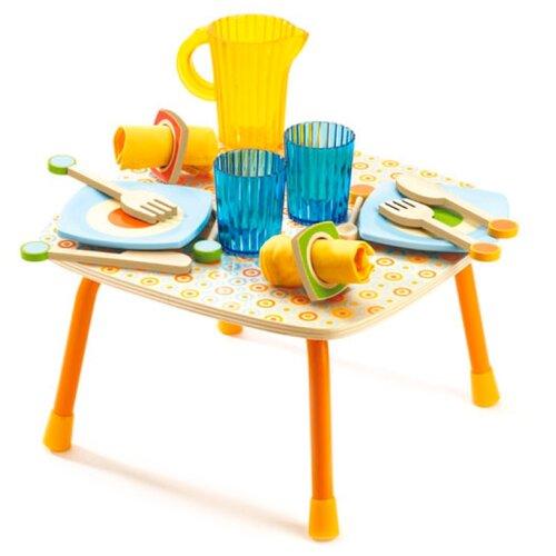 Купить Набор посуды DJECO У Габи 06519, Игрушечная еда и посуда