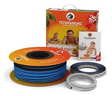 Греющий кабель Теплолюкс 20ТЛБЭ2-5 100Вт
