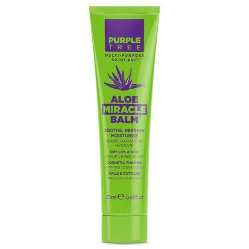 Purple Tree Бальзам для губ Aloe miracle purple tree miracle balm coconut бальзам для губ кокос 25 мл