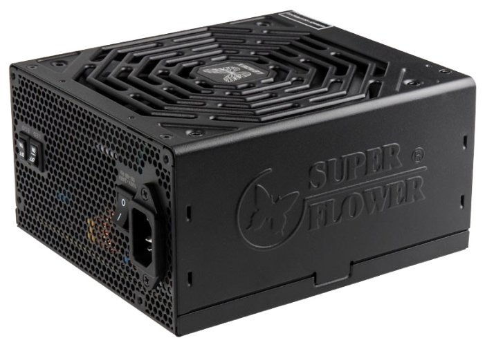 Блок питания Super flower Power supply leadex ii gold, 1000w, atx