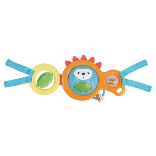 Растяжка SKIP HOP Ежик (SH 303112) голубой/оранжевый/желтый ланч бокс skip hop пчела sh 212105